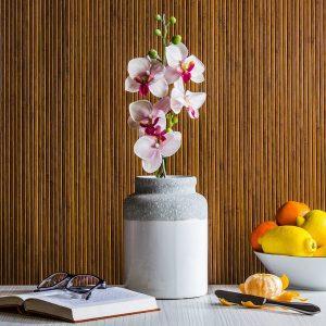Wazon na kwiaty porcelanowy Vemi