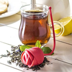 Zaparzacz do herbaty silikonowy Silico