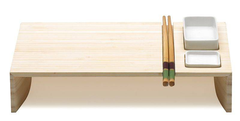 Zestaw do serwowania sushi Kobe Legnoart