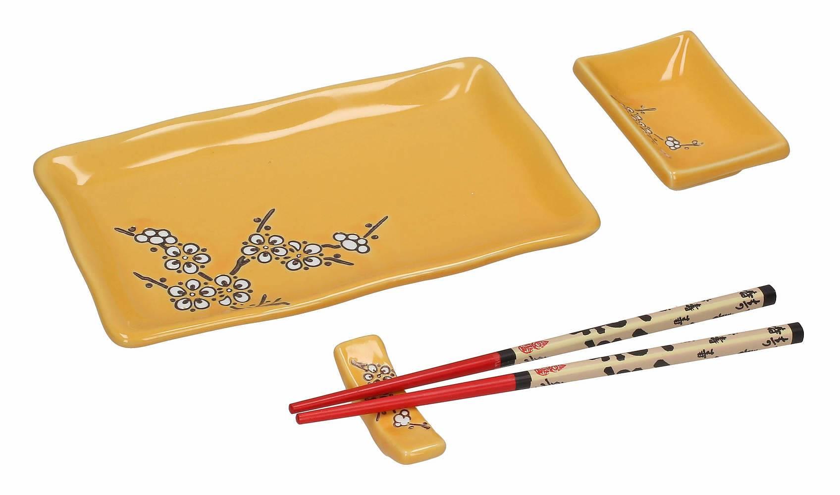 Zestaw do sushi Yellow