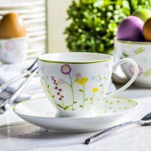 Filiżanka do kawy i herbaty Polne Kwiaty