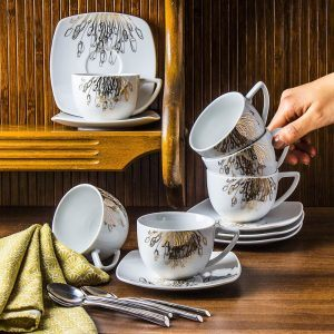 Filiżanki do kawy i herbaty Ceramika Tułowice