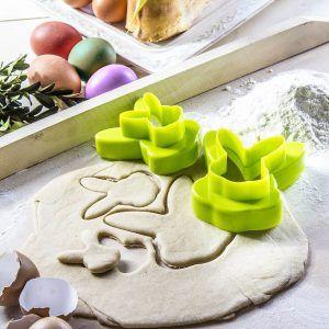 Foremki i wykrawacze do ciastek Tescoma Delicia