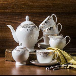 Serwis kawowy Ceramika Tułowice