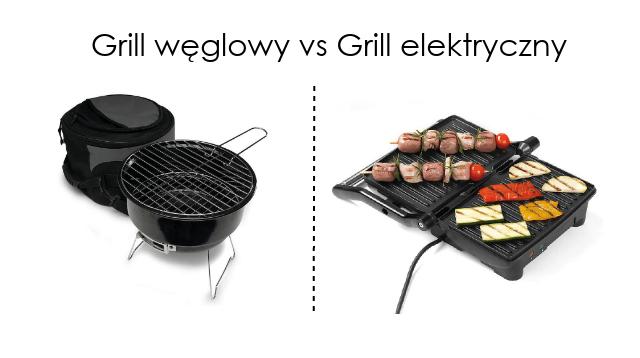 Grill klasyczny a grill elektryczny