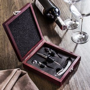 Zestaw do wina ze stali Konighoffer Pinot