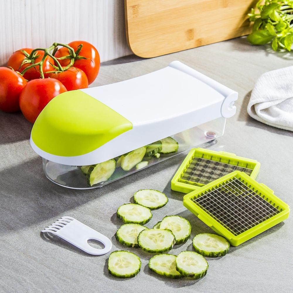 Krajalnice, szatkownice i inne maszynki do krojenia warzyw – przegląd