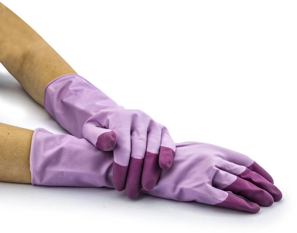 Rękawice gumowe ochronne York