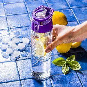 Butelka na napoje z tritanu z wkładem Kinghoff