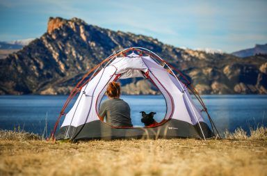 Co zabrać pod namiot - lista