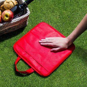 Podkładka do siedzenia wigofilowa Portable
