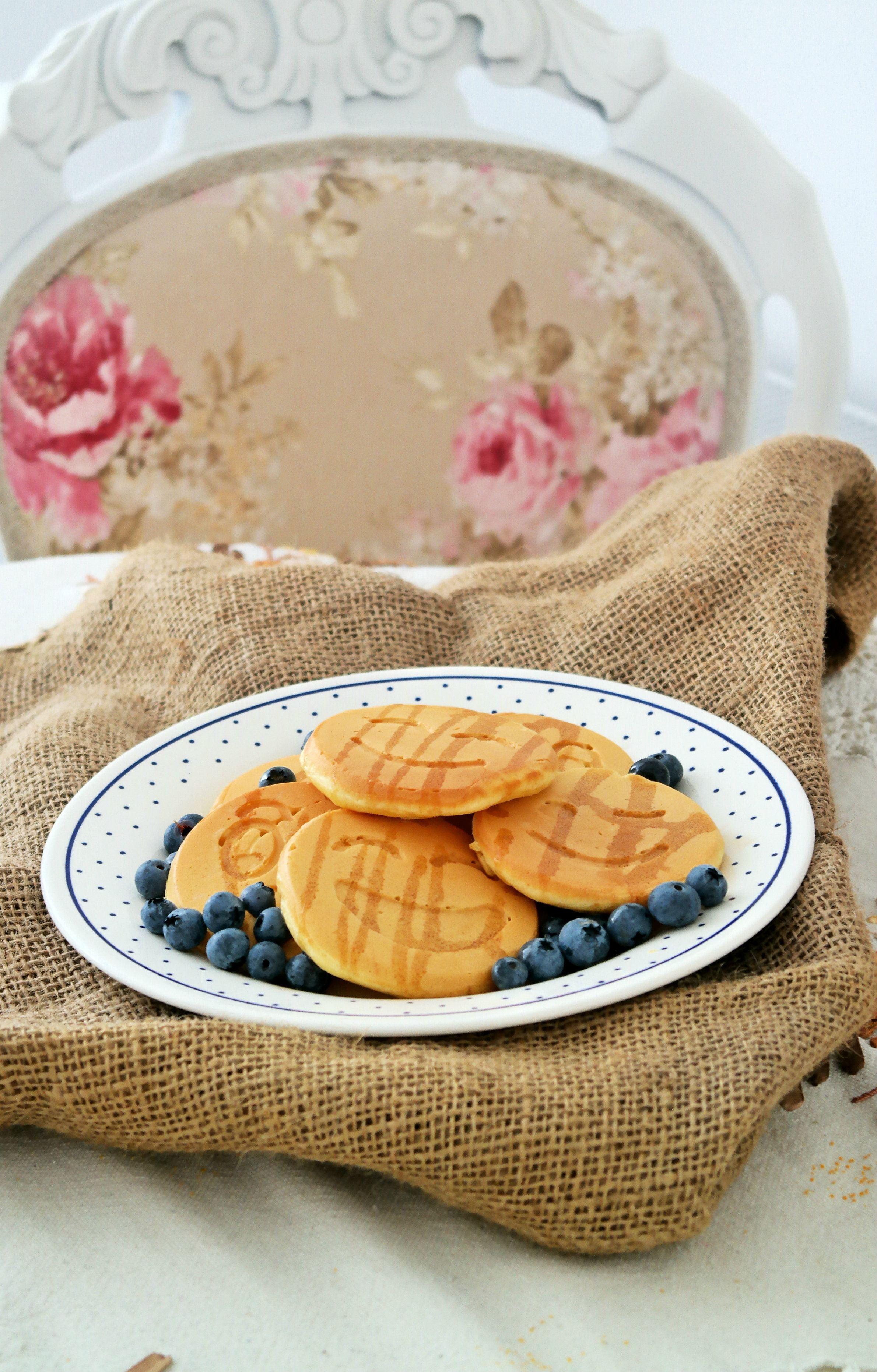 Przepis na placuszki śniadaniowe na słodko