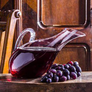 Karafka do wina szklana Nasze Szkło