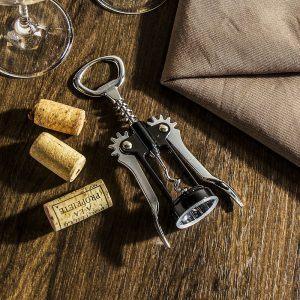 Otwieracz do wina ze stali Jane