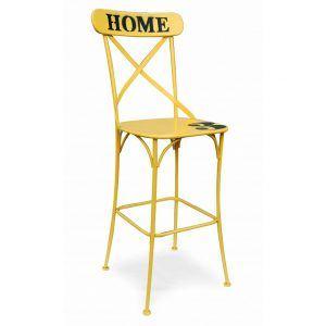 Krzesło na balkon metalowe Mondex Angela