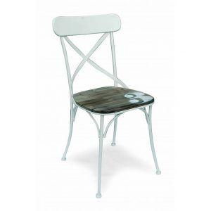 Krzesło na balkon metalowe Mondecx Isla