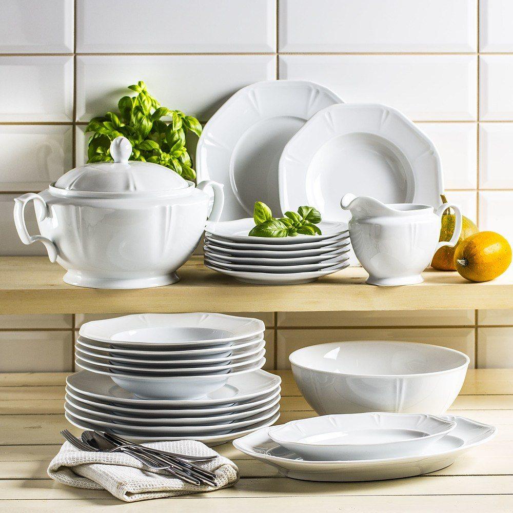 Serwis obiadowy porcelanowy Chodzież Maria Paula