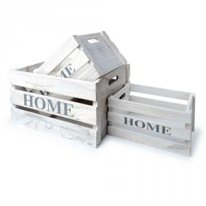 Ozdobne skrzynki drewniane Mondex Home