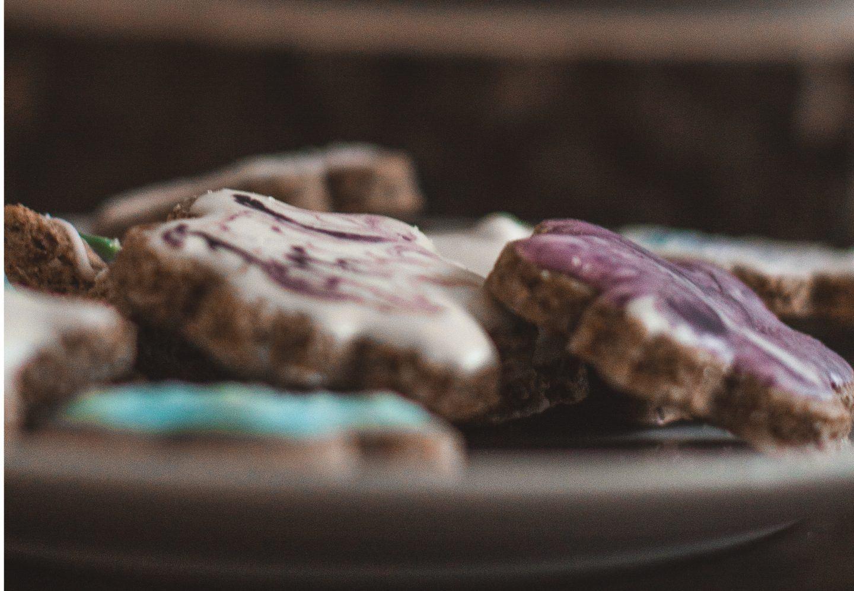 Ciasteczka kruche - przepis podstawowy