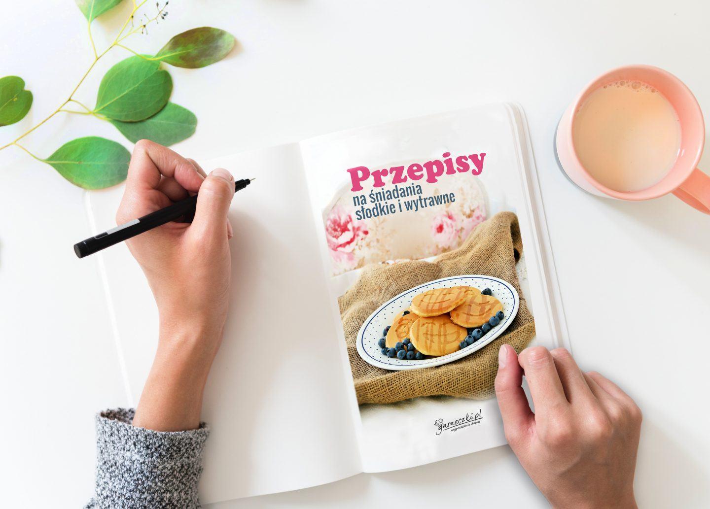 """E-book """"Przepisy na śniadania słodkie i wytrawne"""""""
