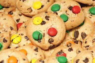 Kolorowe ciasteczka dla dzieci do przedszkola – przepis
