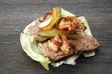 Mięsny domowy pasztet wieprzowo-drobiowy