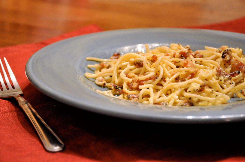 Spaghetti carbonara - przepis