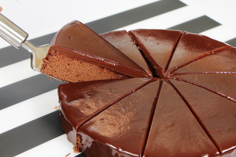 Przepis na ciasto czekoladowe z nutellą - pomysł na deser