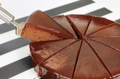 ciasto czekoladowe z nutellą – pomysł na deser