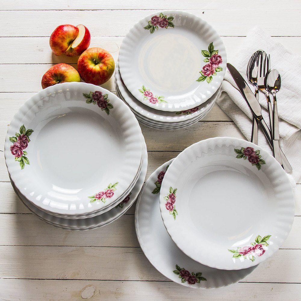 Komplet talerzy obiadowych Chodzież Iwona