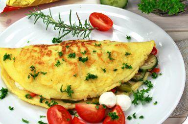 Przepis na naleśniki wegetariańskie z warzywami