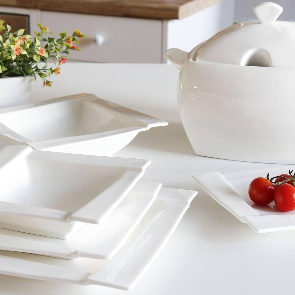 Jaki Serwis Obiadowy Wybrać Polecane Komplety Obiadowe Garneczki