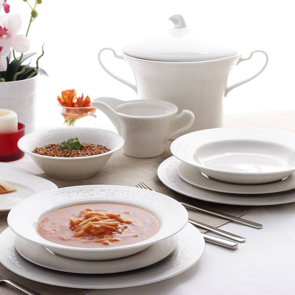 Jaki Serwis Obiadowy Wybrać Polecane Komplety Obiadowe Garneczki Pl Blog