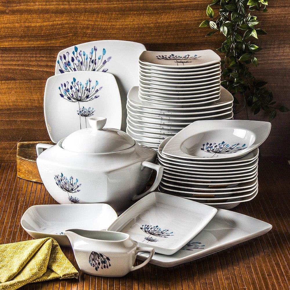 Serwis obiadowy Ceramika Tułowice Koper