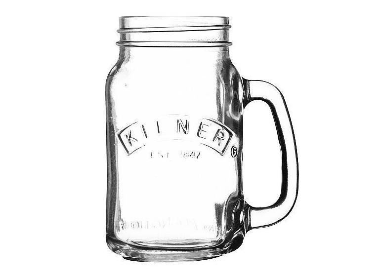Słoik szklany z uchem Kilner