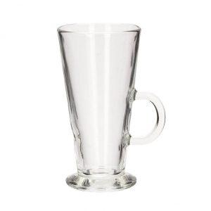 Szklanka do kawy cafe latte pianka