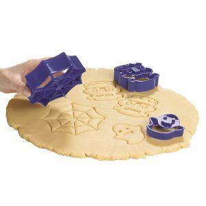 Foremki wykrawacze do ciastek na Halloween Cuisipro