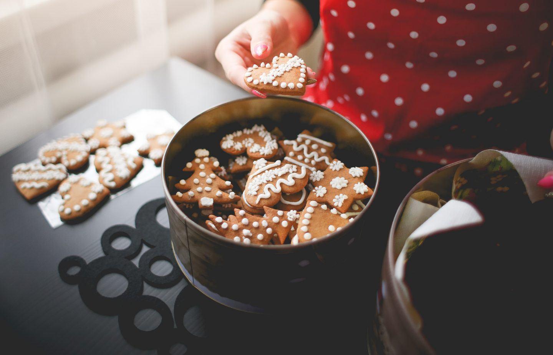 Jak i w czym przechowywać pierniczki świąteczne, żeby zmiękły?