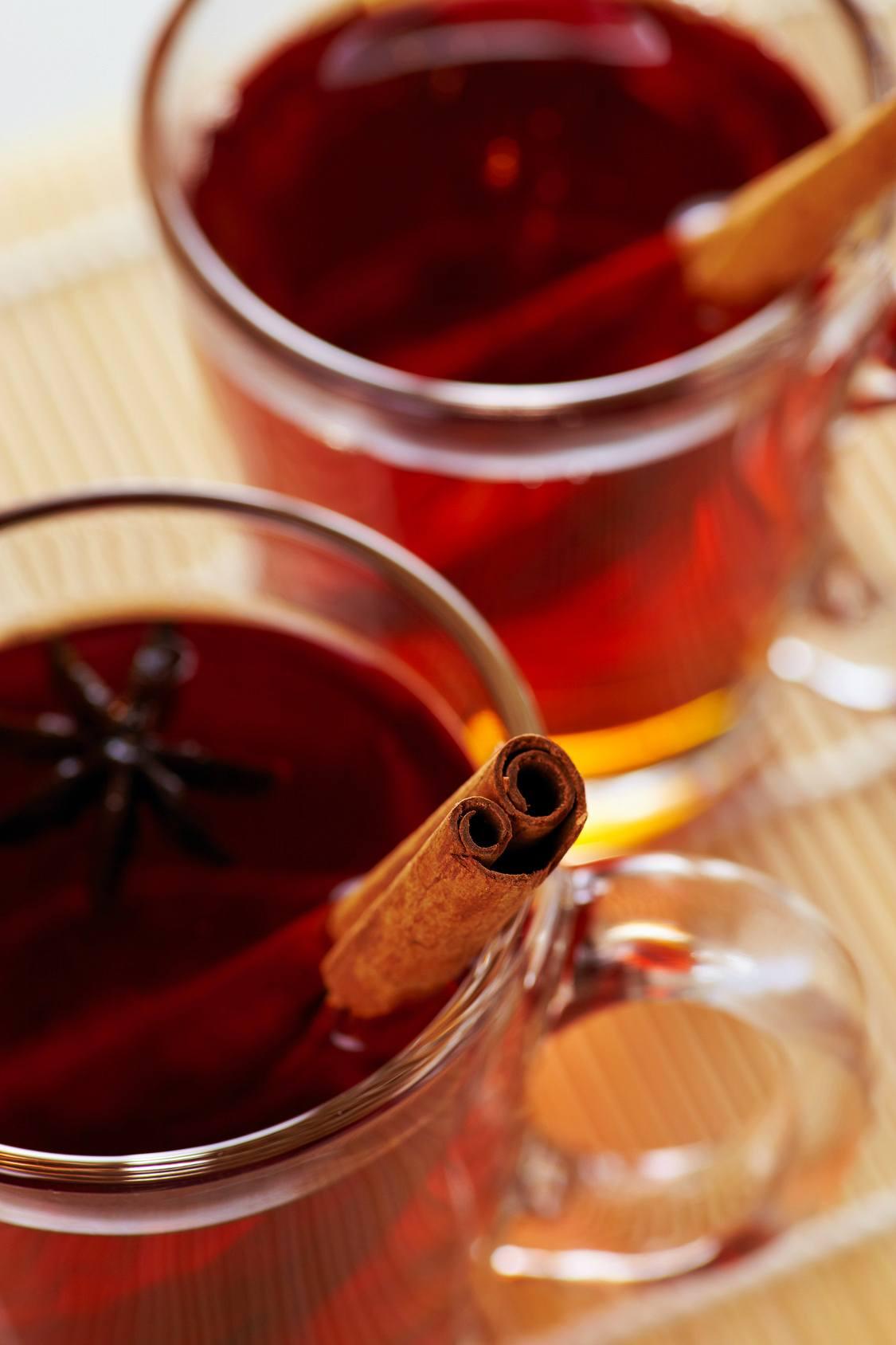 Świąteczna herbata rozgrzewająca - przepis
