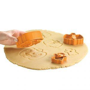 Wykrawacze do ciastek i pierników Halloween Cuisipro