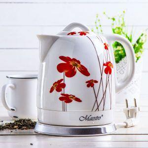 Czajnik ceramiczny elektryczny Maestro Maki