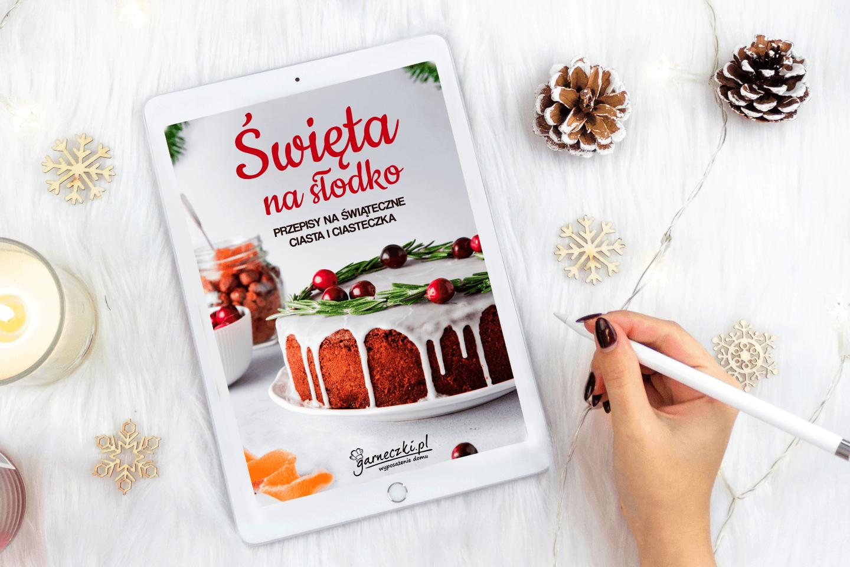 E-book: Święta na słodko – przepisy na świąteczne ciasta i ciasteczka
