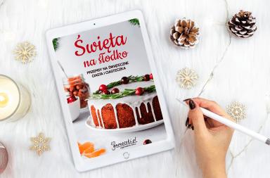 Ebook - przepisy na świąteczne ciasta i ciasteczka