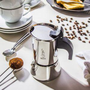 Kawiarka stalowa ciśnieniowa Bialetti