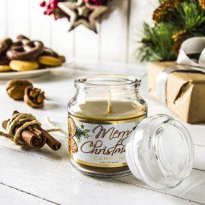 Świeca zapachowa w łoiku Carmani Christmas Cookies