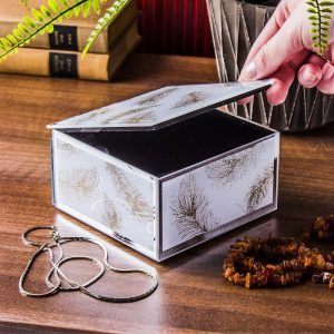 SZkatułka na biżuterię Duo Ivy