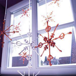 Dekoracje świąteczne na okno Koziol