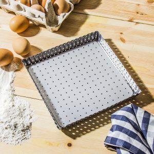 Forma do pieczenia ciasta stalowa Patisse