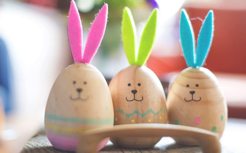 Ozdoby wielkanocne z drewna – Wielkanoc w stylu eko!