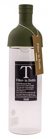 Butelka z filtrem do zaparzania